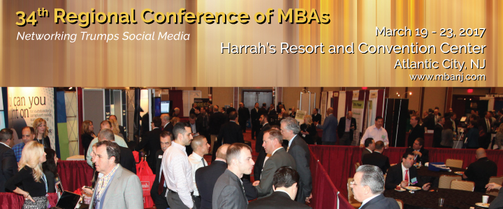 MBA-NJ Event - 34th Annual Regional Conference of Mortgage